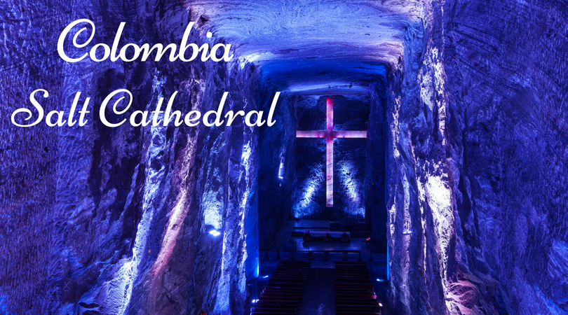 Colombia Salt Cathedral