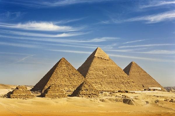 Pyramids Giza