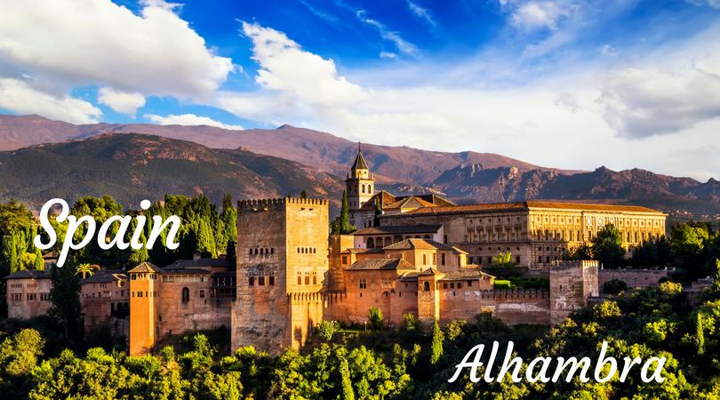 Spain Alhambra