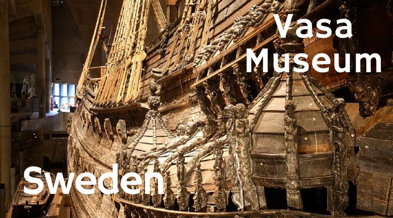 Sweden Vasa Museum