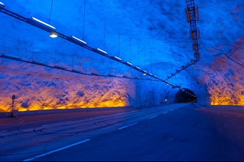 Norway Road Tunnel
