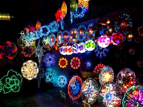 Philipines Christmas Lanterns