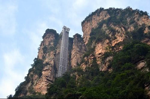 Bailong Elevator