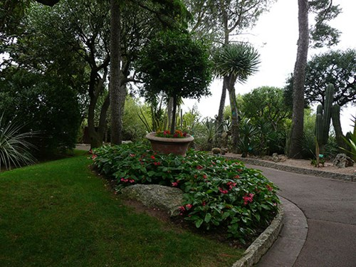 Saint Martin Gardens, Monaco