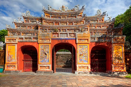 Imperial City, Vietnam