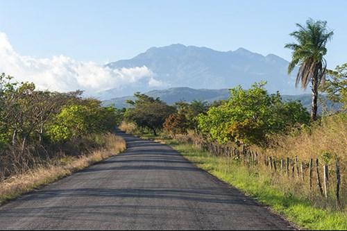 Baru Volcano National Park