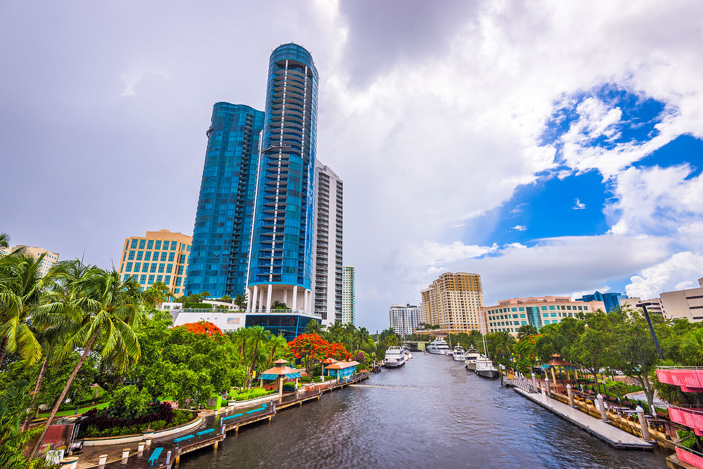 Destination Hotel Accommodations Fort Lauderdale Waterway
