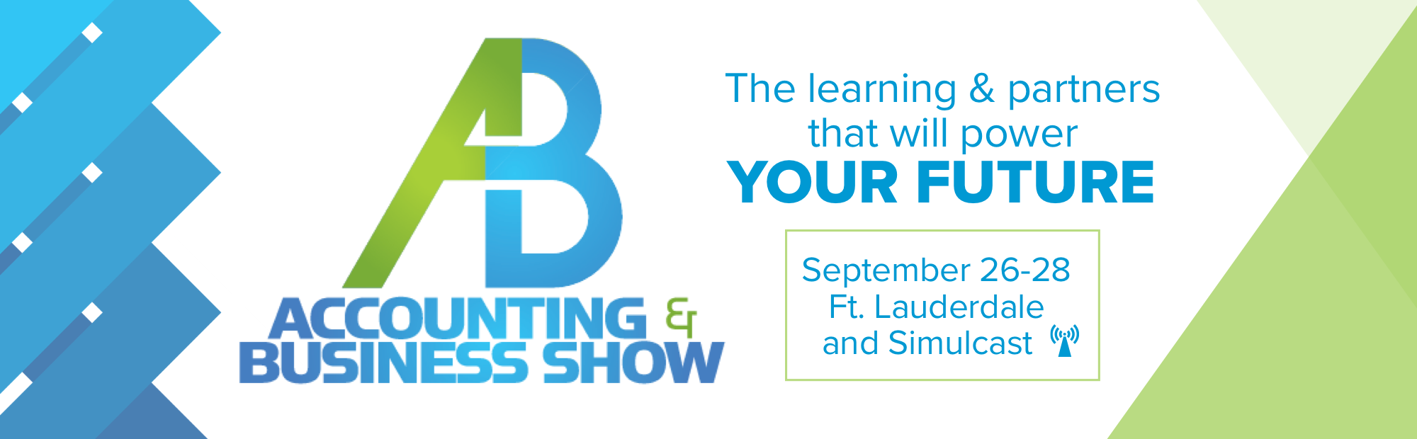 accounting and business show