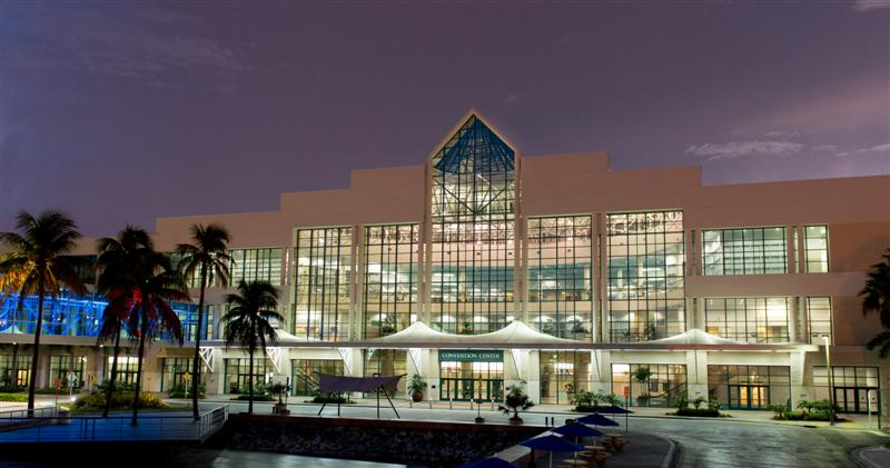 Weather-Ready & Hurricane-Proof Convention Center