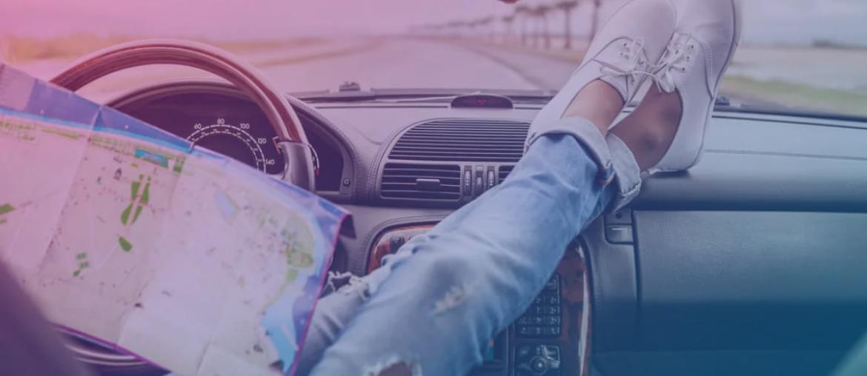 Confira os melhores destinos para viajar de carro