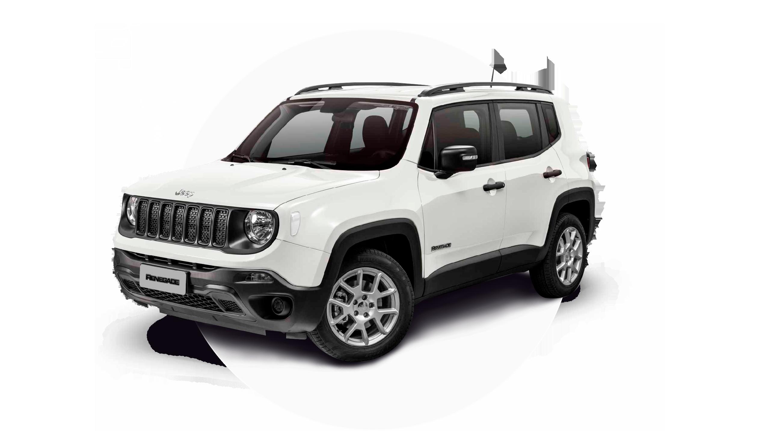 Consórcio Jeep Renegade