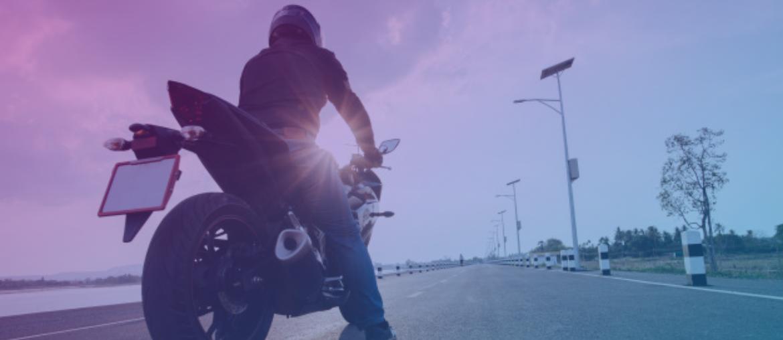 Como ser contemplado no consórcio de moto