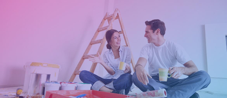 Posso reformar a casa com o consórcio de serviços?