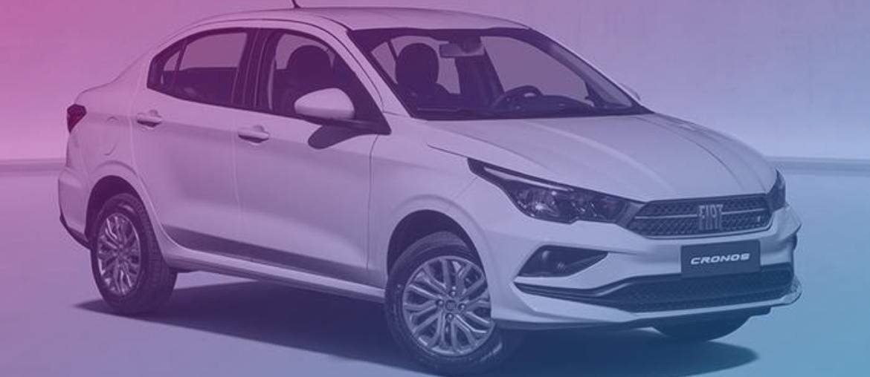 Características do novo lançamento Fiat Cronos