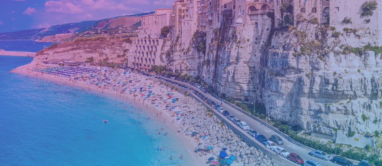 Conheça as praias mais lindas da Itália