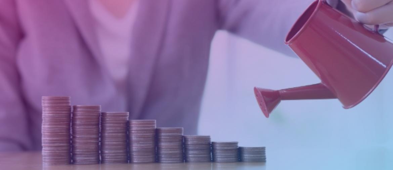 O dinheiro não está rendendo? Veja como investir pouco e multiplicar!