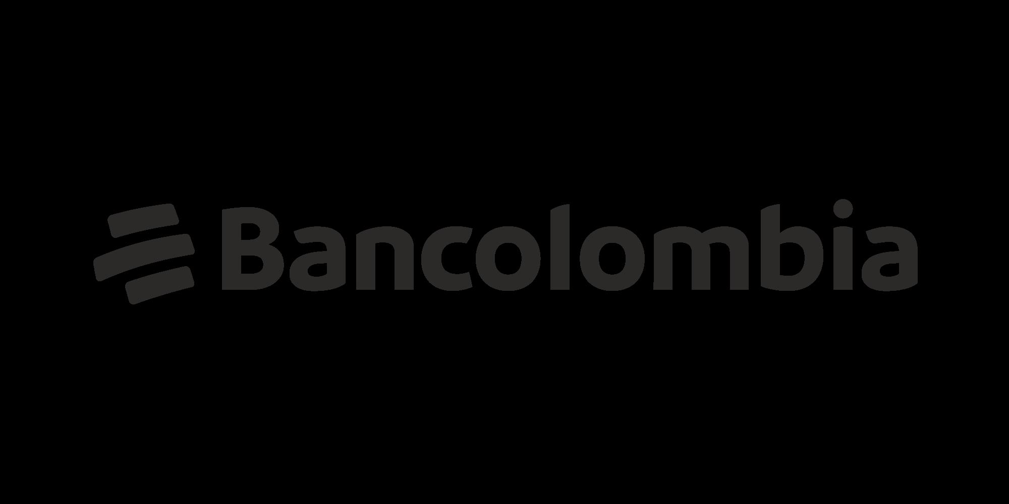 Logo Bancolombia new