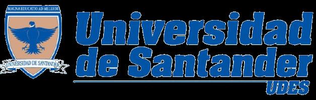 Logo universidad de santander