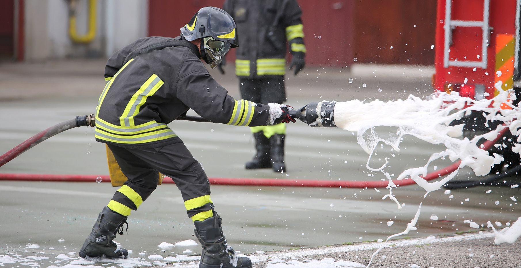 Although most people have been exposed to PFAS at low levels, individuals with higher exposure, including firefighters, military personnel, and residents living near military bases, are at a greater risk of PFAS-related health problems.
