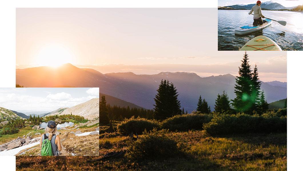 Tentrr signature private camping & glamping sites in Colorado.