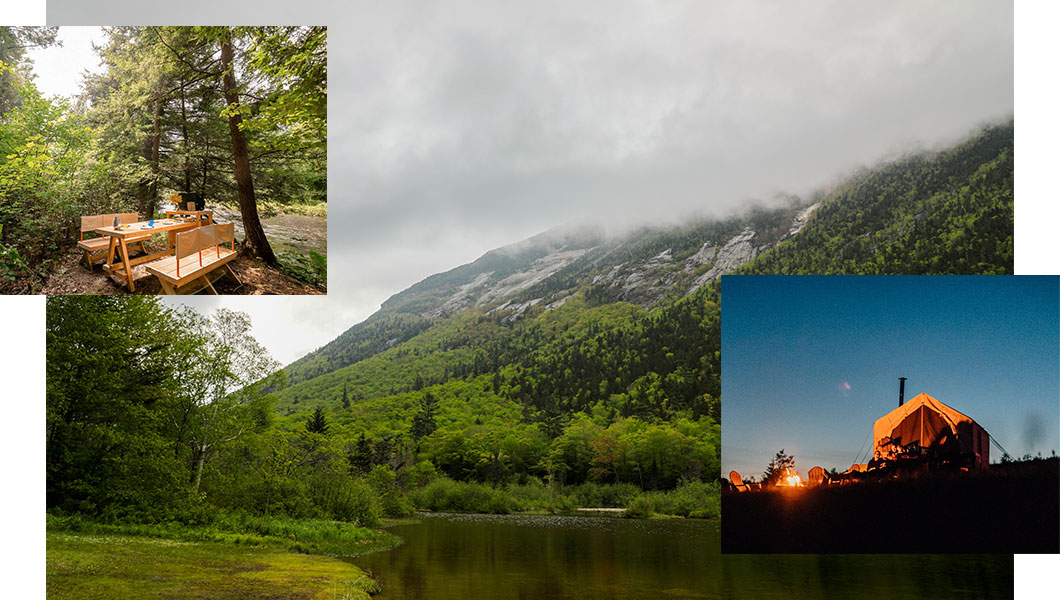 Tentrr signature private camping & glamping sites in New Hampshire