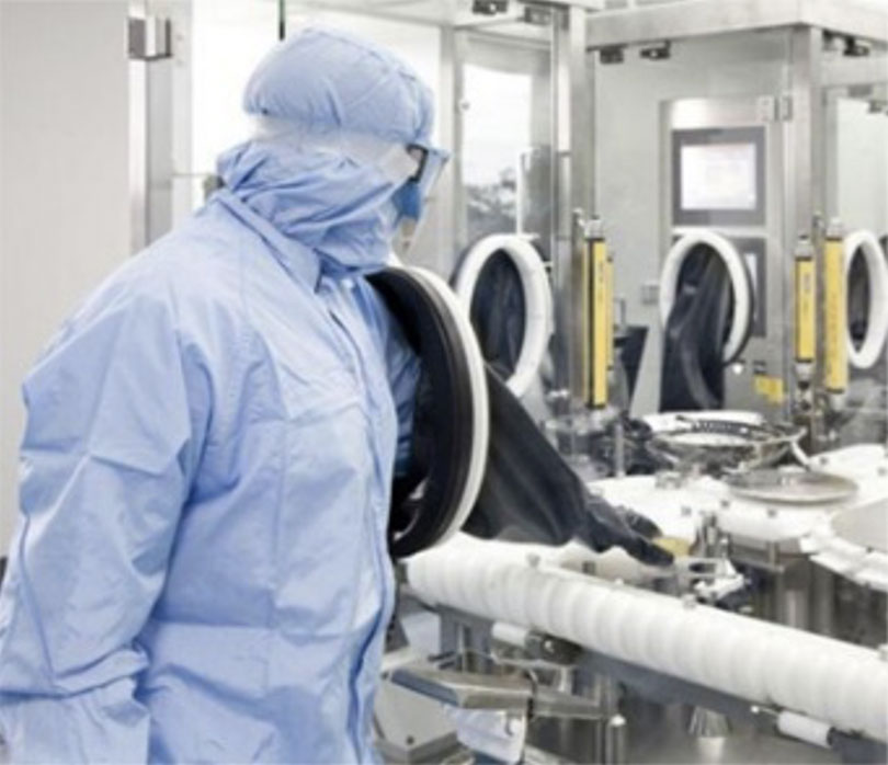 Airflow Visualization within Sterile Cleanrooms