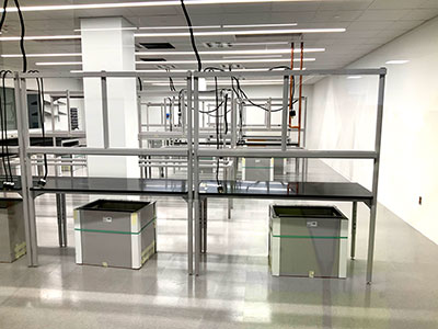 Non-sterile pharmaceutical cleanrooms