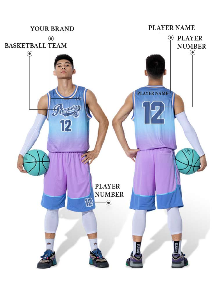 Mcogroup Custom Made NBAJersey manufacturing Basketball