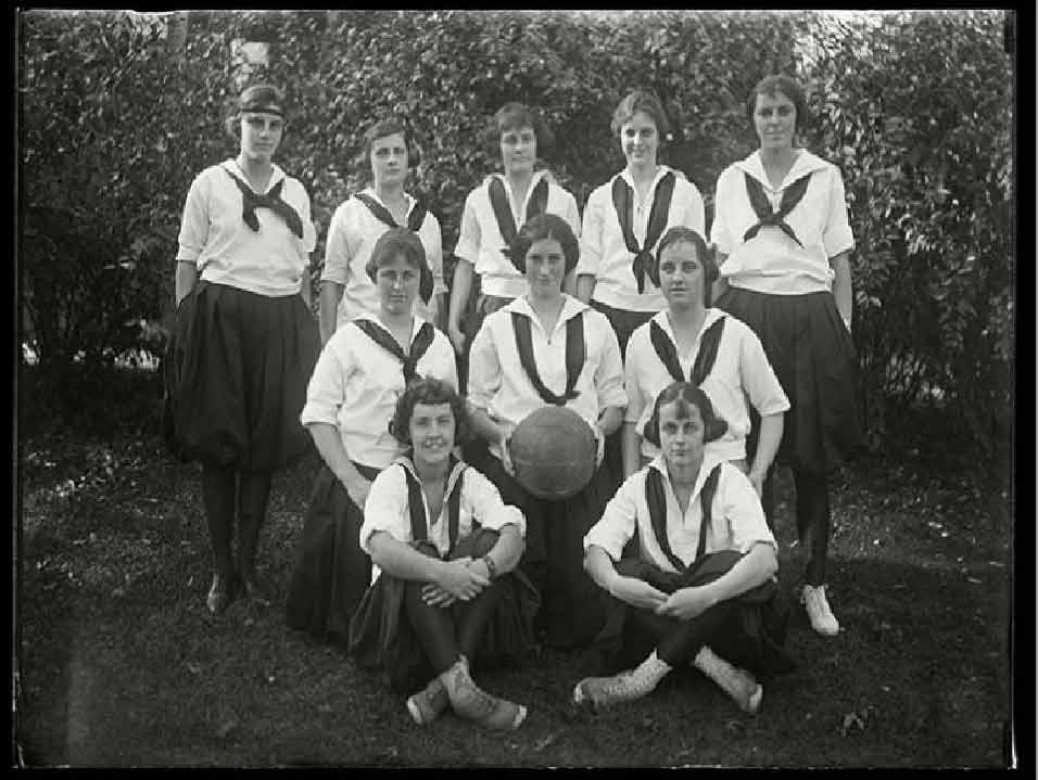 Mcogroup A COMPREHENSIVE HISTORY OF BASKETBALL UNIFORMS woman from 1890