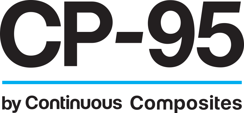 CP-95 by Continuous Composites logo