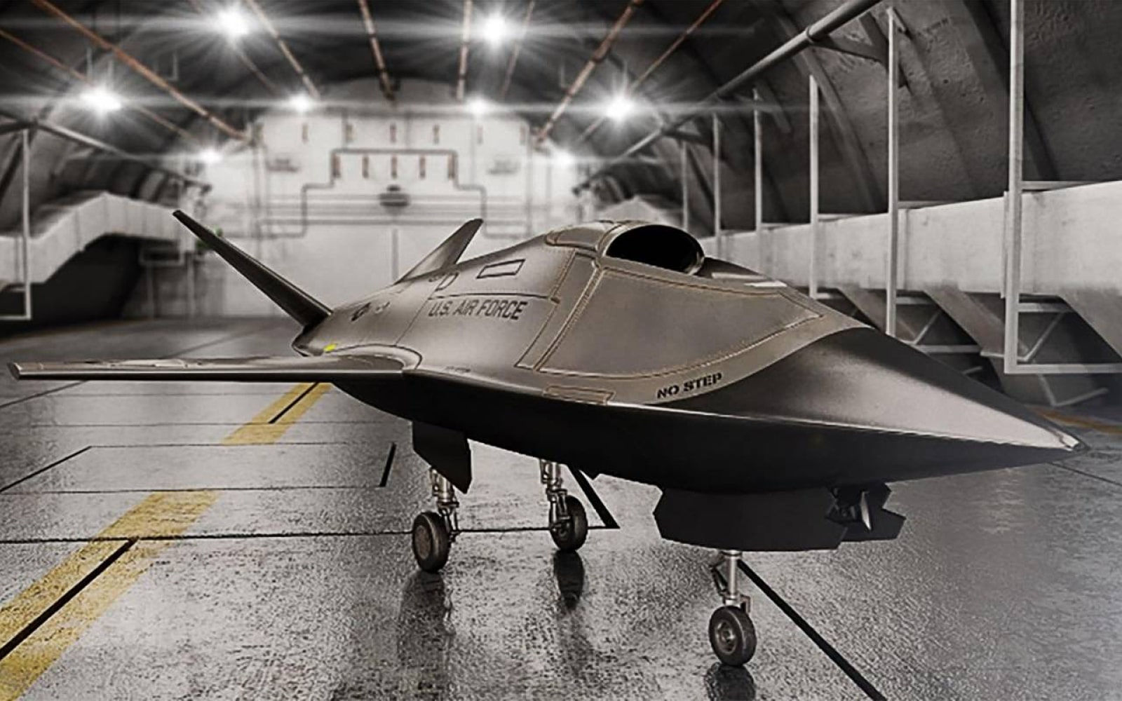 Low-cost attritable aircraft technology for AFRL