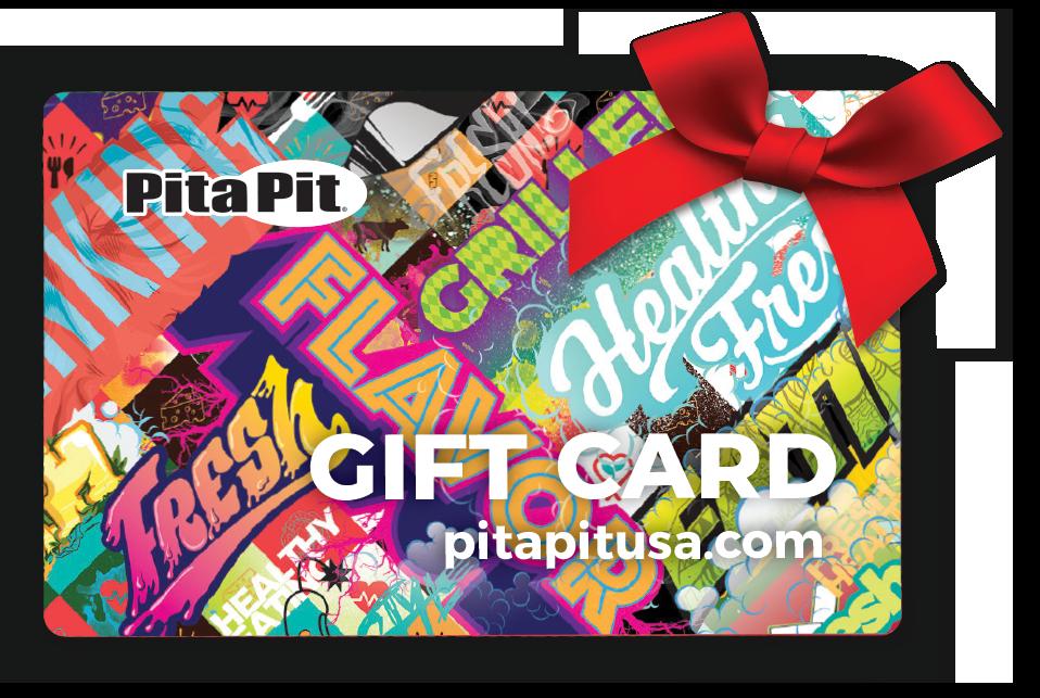 Pita Pit gift card image