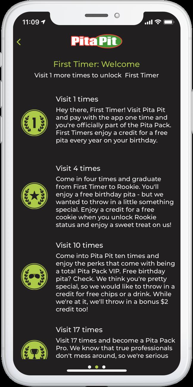 iPhone App Rewards