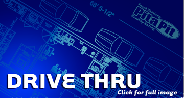 Drive Thru Blueprint image