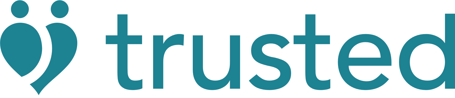 Trusted Health logo