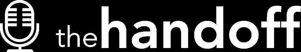 the Handoff podcast logo