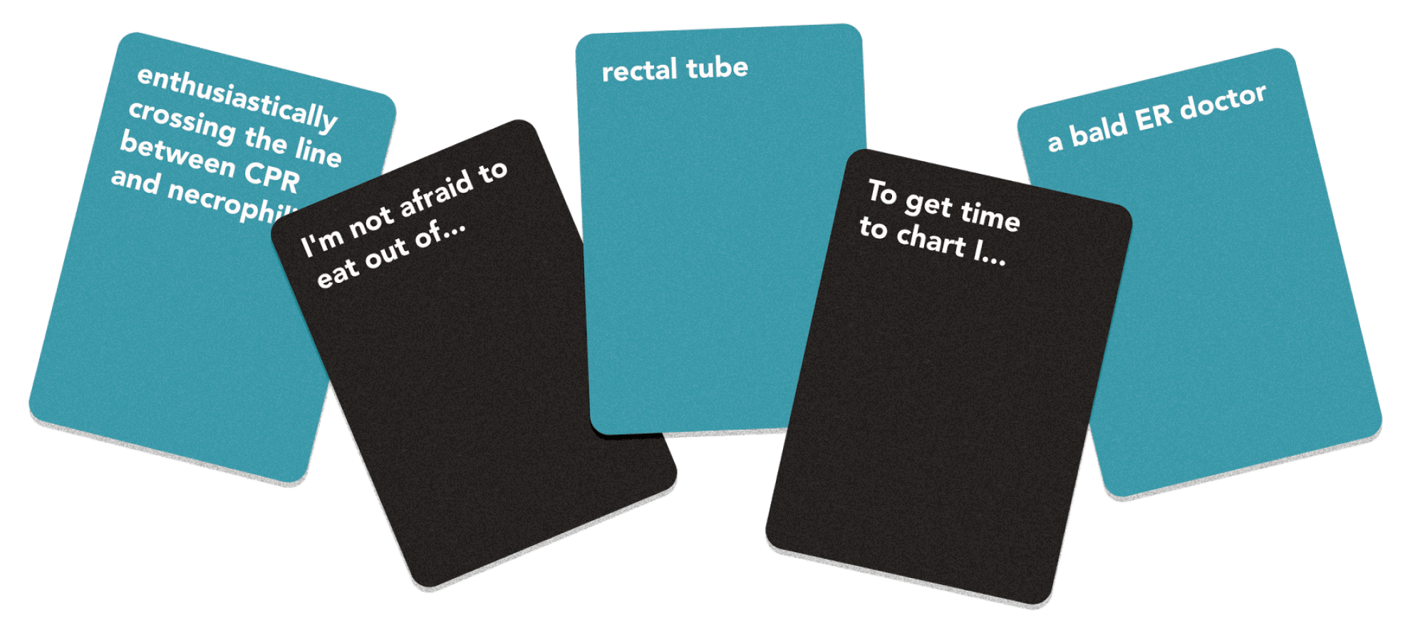 Code Brown Cards