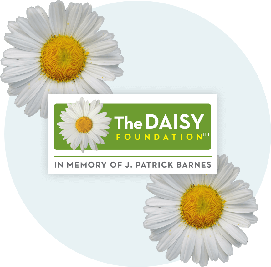 The DAISY Foundation - In Memory of J.Patrick Barnes