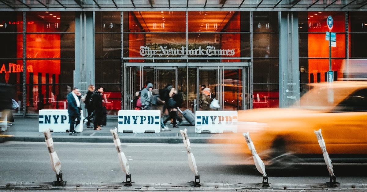 IVN News - NYT Endorses RCV