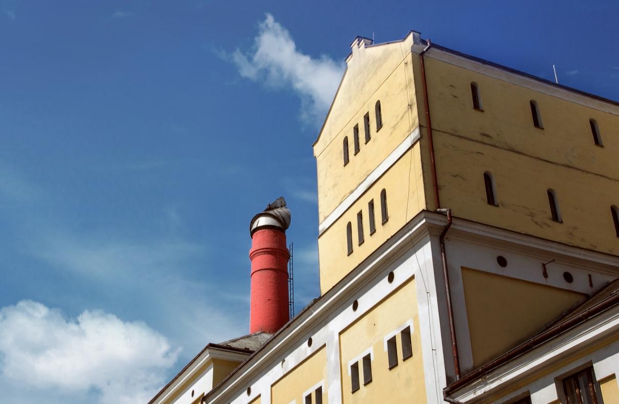 Obrázek pivovaru Budějovický Budvar