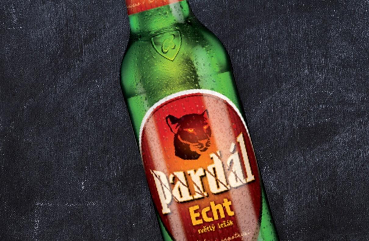 Láhev Pardálu Echt