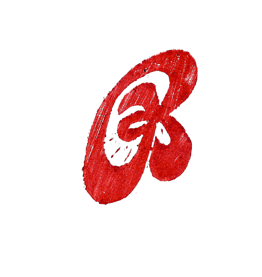 Logo Budvaru v erbu –linoryt