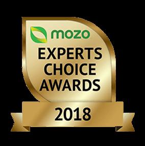 Mozo 2018 award