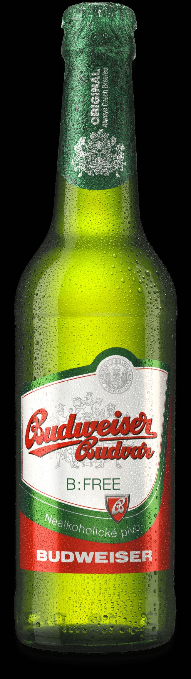 Budweiser Budvar FREE