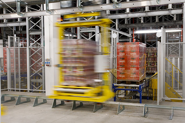 Budweiser Budvar eröffnet heute neues Logistikzentrum