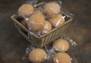 dinner rolls nursing unit pantry
