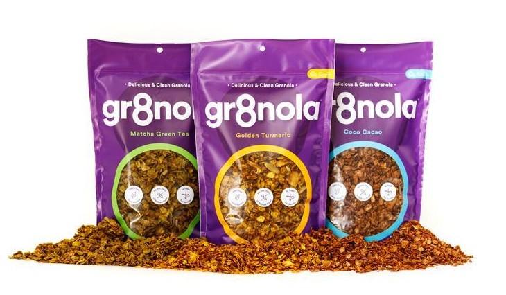 gr8nola nursing snack
