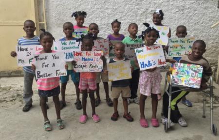 nurse joy miller heart for haiti program