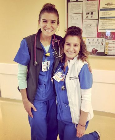 pediatric nurses