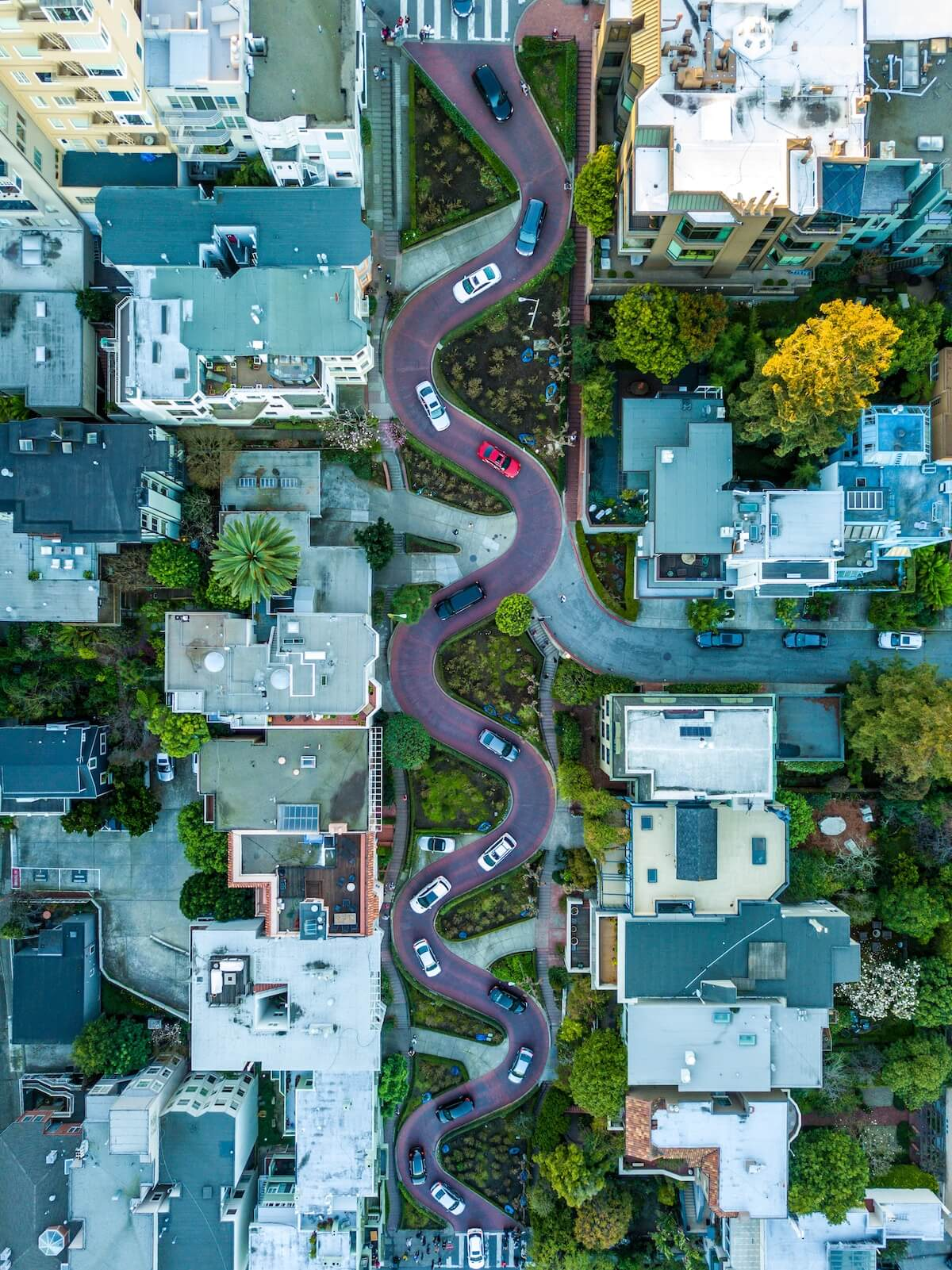 nursing salary in san francisco lombard street